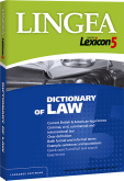 Lingea Lexicon 5 Dictionary of Law