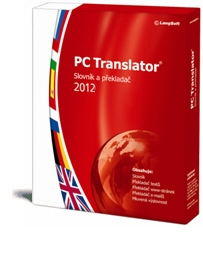 PC Translator 2012 Španělština + dárek Language Teacher