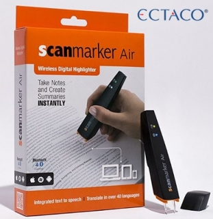 Ruční skener ScanMarker Air (Bluetooth)
